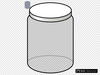 Red Jar Clipart