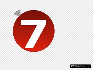 Bullet 7 Red 7