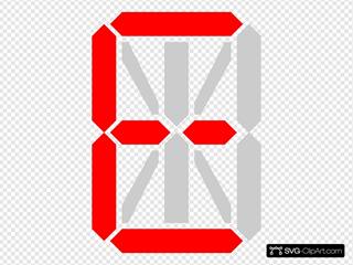 Segment Display E