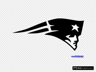 How To Draw The Patriots Logo New England Patriots Step
