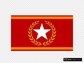Texas Star Flag
