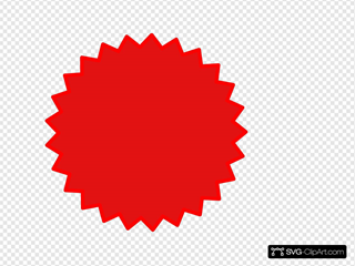 Starburst Red