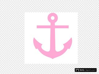 Pink Anchor