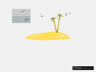 Sea SVG Clipart
