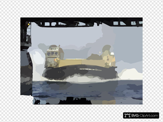 Lcac Returns To The Uss Kearsarge Lhd 3