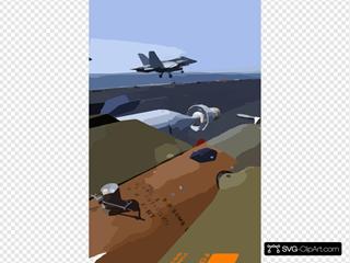 Uss Stennis - Gbu-12 Bombs