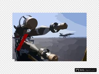 Bombs Ready On Flight Deck