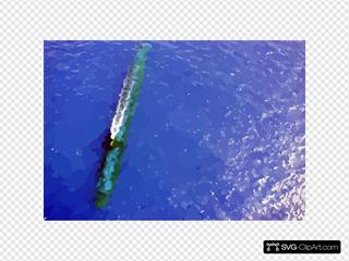 Ssn 721 At Sea