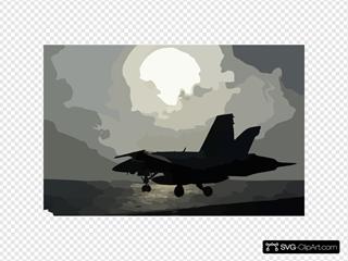 Uss Kitty Hawk - Hornet Launch