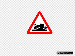 Road Signs High Road Bump