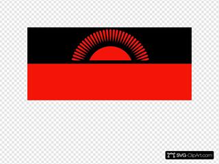 Malawi SVG Clipart
