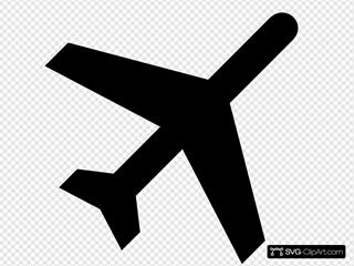 Departing Flights Sign