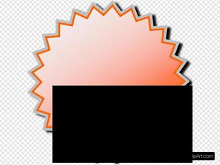 Noonespillow Basic Starburst Badge