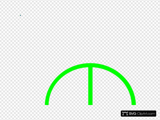 Peace Sign SVG Clipart