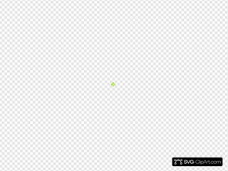 Tiny Green Plus Sign