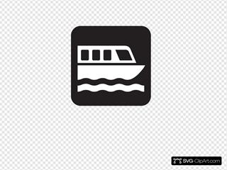 Boat Tour Black