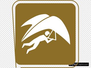 Paraglider Sign