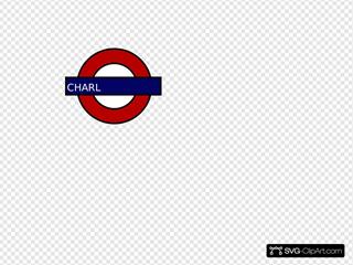 Charlottesville Tube Sign