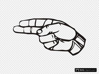 Sign Language H
