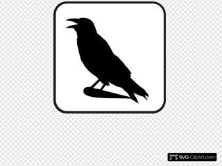 Raven Sign