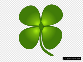 Shamrock For March