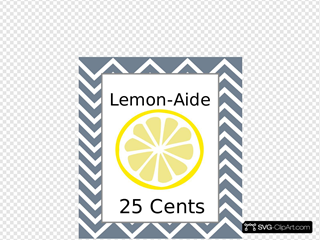 Lemon Aide Sign