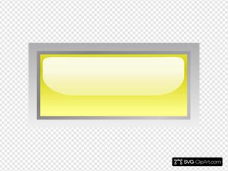 Led Rectangular H (yellow)