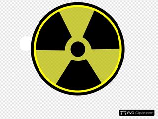 Radioactive Toilet Sign