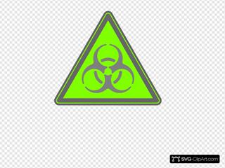 Biohazard Neongreen
