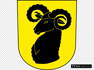 Wildberg Coat Of Arms Shield