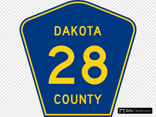 Dakota County Route