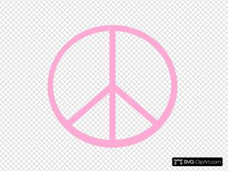Dc West Peace Sign