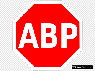 Adblockplus Icon