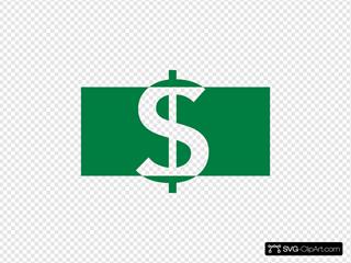 Money Icon Dollar Sign