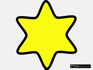 David Star Yellow
