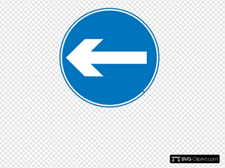 Svg Road Signs 21
