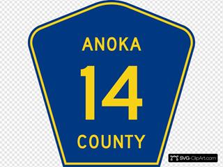 Anoka County Route