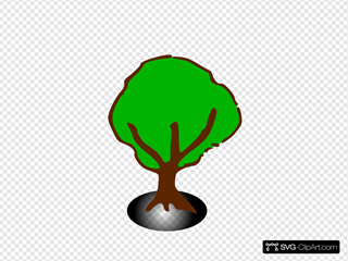 Tree - Rpg Map Elements 2