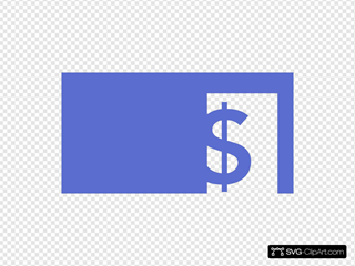 Money Button Dollar Sign