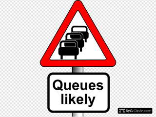 Anonymous Roadsign Queues
