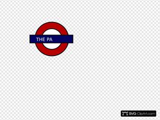 Palmer Tube Sign