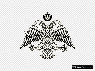 Flag Of The Greek Orthodox Church