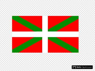 Flag Of Basque