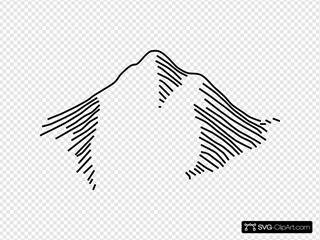 Nailbmb Map Symbols Mountain