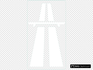 A Highway Clipart