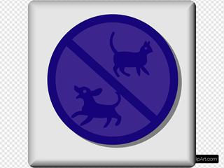 Hotel Icon No Pets