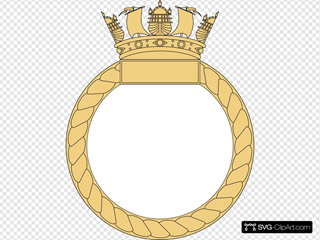 Caggles Ship S Badge