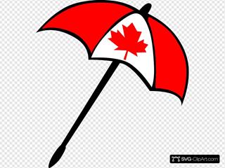 Canada Umbrella