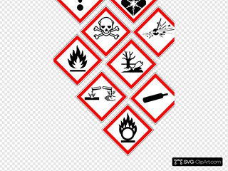 Laurenth Sgs Symboles Clipart