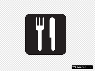 Food Service Black